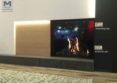 Gaspejs Luna 850V True Vision fra M-Design