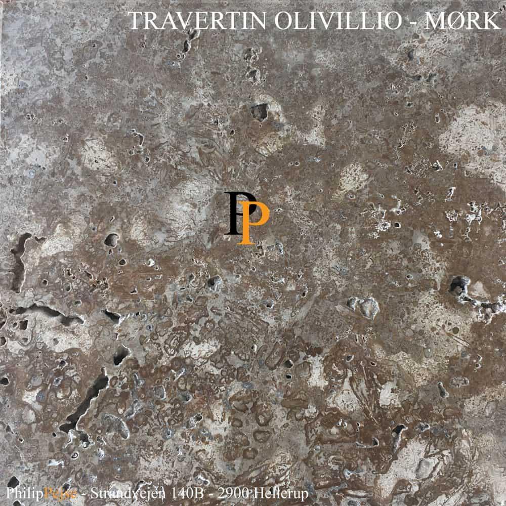 PhilipPejse-Travertin-Olivillio-Mørk