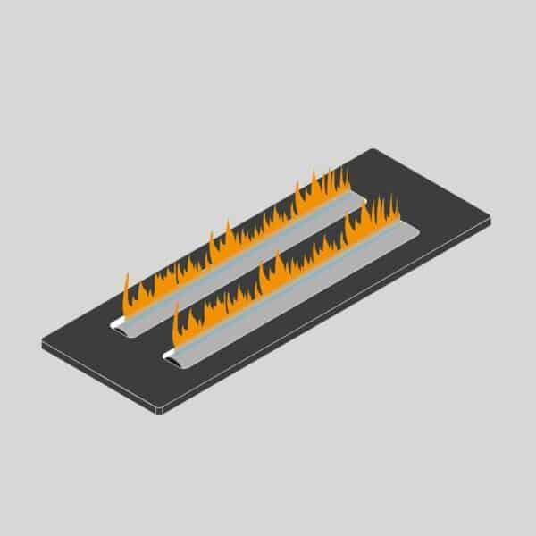 Element4-brænder-dobbelt-brænder-burner-philippejse