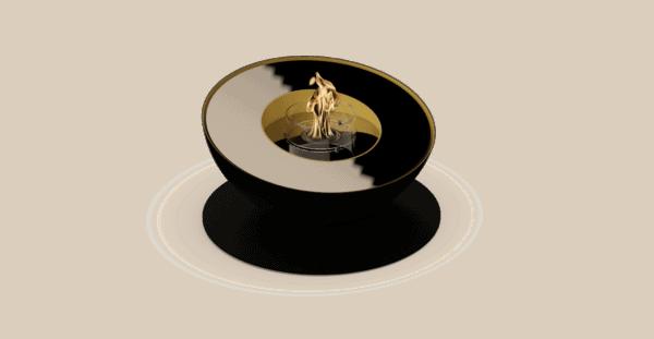 Mileto EvoPlus Round fra GalmmFire